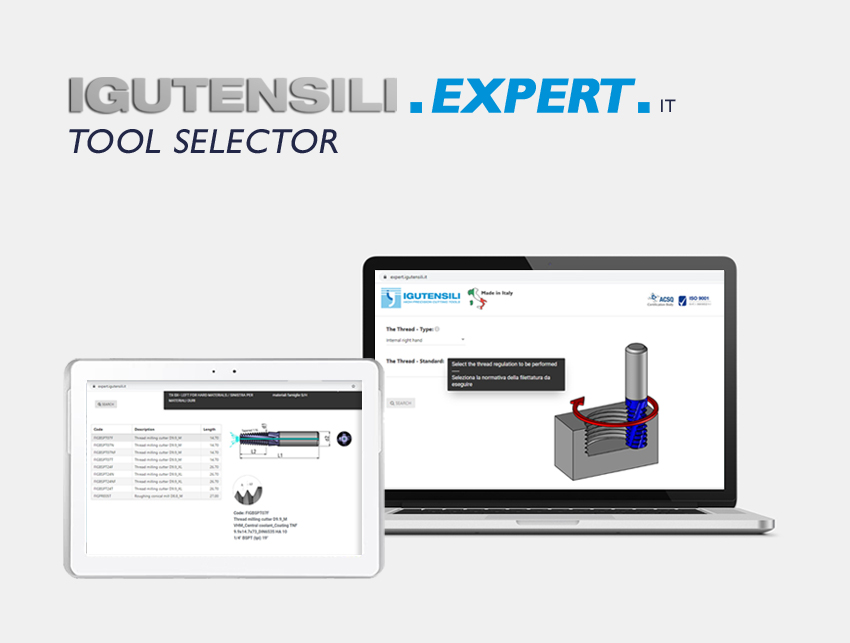 ig expert tool selector
