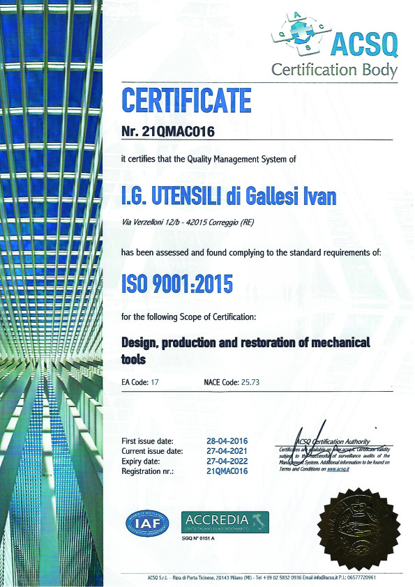 Certificated Company 3
